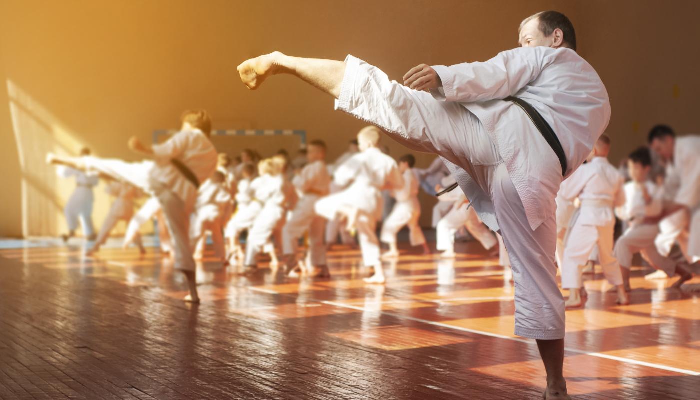 parkstone karate